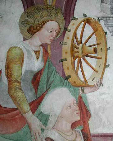 Heilige Katharina