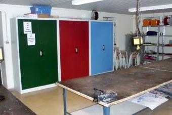 Werk- und Kunstraum 1