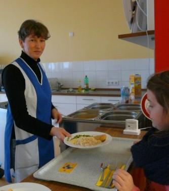 Mittagessen Frau Remme